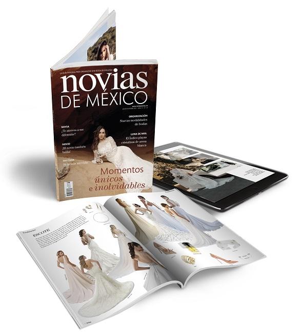 Revista Novias de México